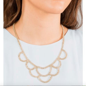Octavia & CO. Tiered Statement Necklace